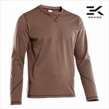 Decathlon 2015 Autumn Outdoor Fleece Men's New Warm Clothing Shirts