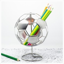 Football Stationery Organizer Rack Gift Decoration
