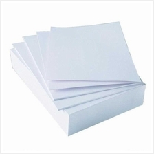 100pcs Art Paper 128gsm Double Side Glossy *Free Shipping