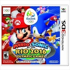Mario & Sonic at the Olympic Games 3DS