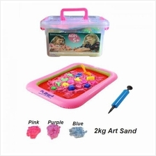 Discover Baby/Kids Interest/Hobby With CREATIVE SAND SET Free 37 Mould