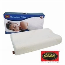 Free Gift + Goodnite Memofoam Pillow (High Density Memory Foam)