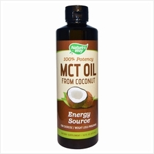 Nature Way MCT Oil (weight Loss, burn Fat + ENERGY) bakar lemak