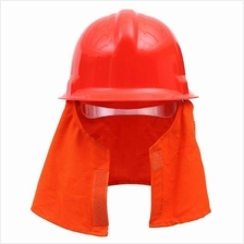 574b196d0b65 Fire Fighting Helmet Safety Electric Shock Prevention Flame-retardant