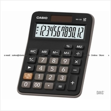 CASIO MX-12B Calculator Value Series Mini Desk Type Two-way Power