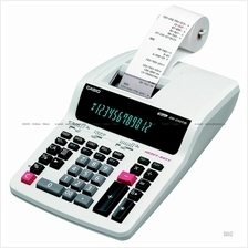 CASIO DR-210TM-WE Printing Calculator Heavy Duty Type Cost Sell Margin