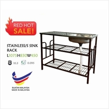 Free Gift + 2M-5500 Stainless Steel Sink Rack *Direct Factory*