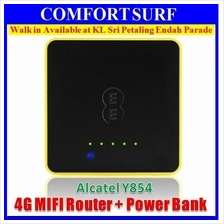 EE ALCATEL Y854 4G 150Mbps 26hr 4G MIFI 5150mAh + Power Bank Y855 EE40