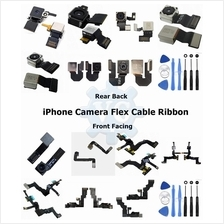 iPhone 4 4S 5 5S 5C 6 6S Plus Front Back Rear Camera Flex Cable