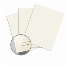 1000pcs Ivory Card 230gsm Double Side Glossy *Free Shipping