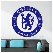 CHEL SEA Football Club Wall Stickers And Window Stickers Home Deco