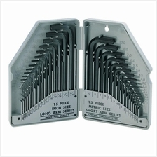 PROSKIT 8PK-027 30Pcs Metric & Inch Combination Hex Key Set