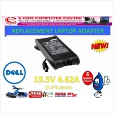 LAPTOP ADAPTER FOR DELL SERIES 19.5V 4.62A (7.4MM*5.0MM)