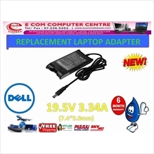 LAPTOP ADAPTER FOR DELL SERIES 19.5V 3.34A (7.4MM*5.0MM)