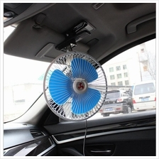 8' 24V Portable Oscillating Rotating Truck automobiles Fan for Handles