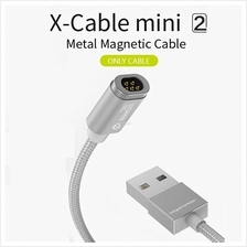 WSKEN Micro Magnetic/Mini2 USB X-Cable - Only Cable Version
