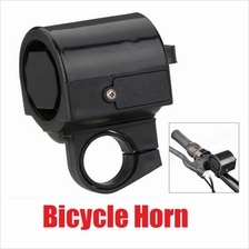 Electronic Bicycle Bike Loud Horn Siren Bell Alarm Speaker