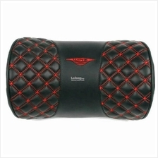 Oem AM-09 Car Pillow and Neck Pillow (Red)