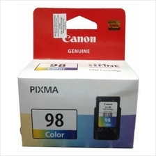 GENUINE CANON CL-98 COLOR INK CARTRIDGE