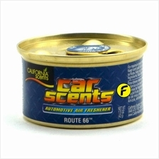 California Scents Route 66 Car Air Freshener Made in USA