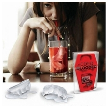 04601 new Funny vampire teeth shaped silicone ice trays