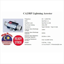 CA-23RP Lightning Surge Arrester protector N male/female 4r GSM 3G Repeater WC