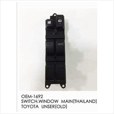 Toyota UNSER (old Model) KF80 '03 - '05 Main Power Window Switch