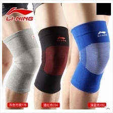 Li ning Badminton Sport Exercise Knee Protector Gym Yoga Jogging Foot