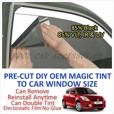 Suzuki Swift 2008-2012 Magic Tinted Solar Window (4 Window & Rear) 85%