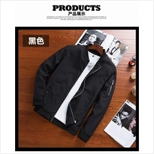 Casual Jacket Water Resistant Windbreaker Blazer Sportswear Suit Coat