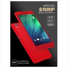 OPPO R7 R7S & R7 PLUS 360 FULL Protection Tempered Glass Case Cover