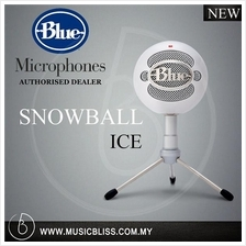 Blue Snowball Condenser Microphones (ICE)