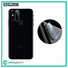 CYCLONE Ultimate Camera Protector iPhone X 7 8  & Plus Lens Tempered G