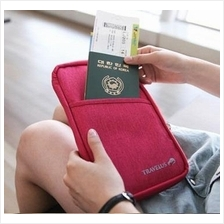 Multifunction Passport/Card Pouch (PassH2)