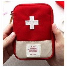 Safe Emergency Medical Travel/Camping Pouch (EGP)