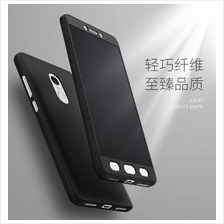 XIAOMI REDMI NOTE 4 4X 360 FULL Protection Case with Tempered Glass