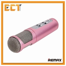 Remax RMK-K02 Noise Canceling Microphone For IOS/Android Device (Pink)