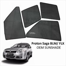 Custom Fit OEM Sunshades/ Sun shades for Proton Saga BLM/FLX (4PCS)