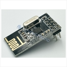 Radio frequency (RF) transceiver module (NRF24L01+, 2.4GHz)