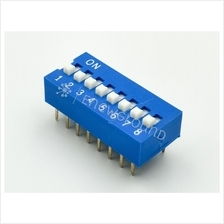 DIP slide switch (8P)