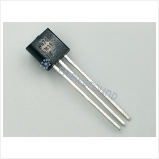 Analog temperature sensor (LM35DZ, TO-92)