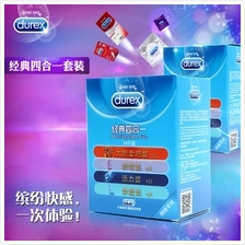 Durex Premier 4 in 1 Condom 24pcs Sex Play