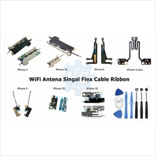 iPhone 4 4S 5 5S 5C 6 6 Plus WiFi Antenna Signal Flex Cable Ribbon