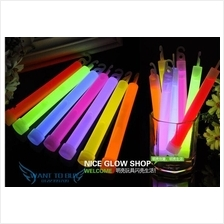 LED Light Sticks Chemical Glow Sticks 6 inches Chemical Neon Stick