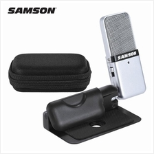 Samson GO Mic Mini Portable Recording Condenser Microphone Clip-on