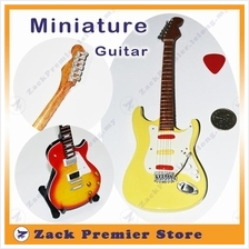 Guitar Miniatures - 25cm x 8cm (Multi-choices)