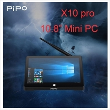 PIPO X10 PRO 10.8' 1920*1280 IPS Desktop tablet win10 touchscn 4GB64GB