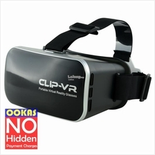 CLiPtec CLIP_VR Portable Virtual Reality VR Glasses PVR220