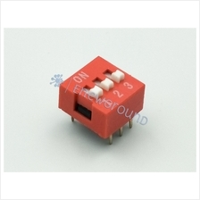 DIP slide switch (3P)