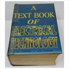 Theraja A Text Book Of Electrical Technology